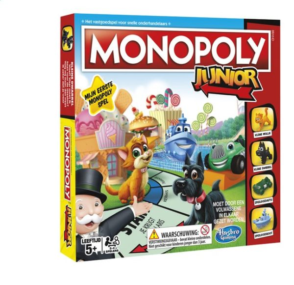 435409 monopoly junior